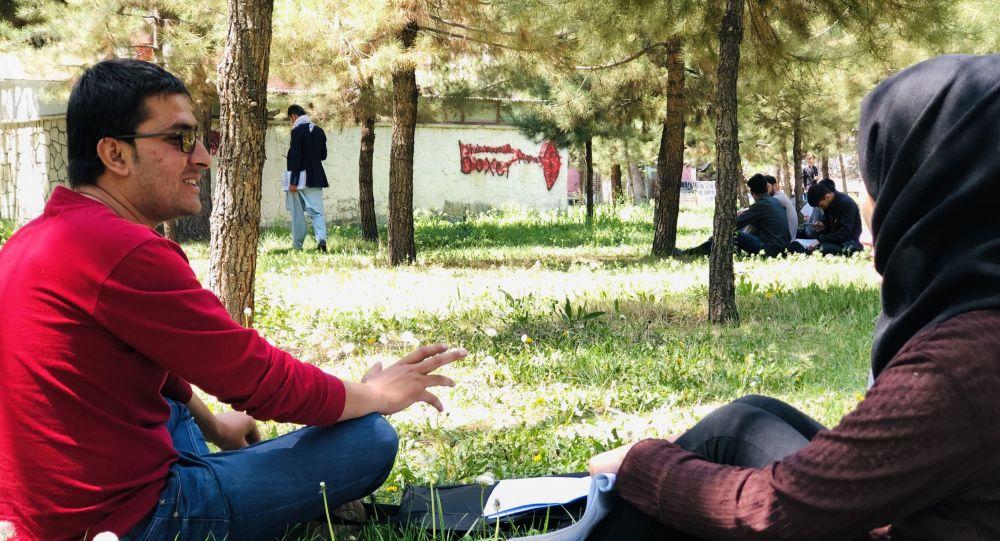 اوضاع دانشگاه در افغانستان و آمد آمد طالبان؛ دانشگاه تعلیم و تربیه استاد ربانی در کابل