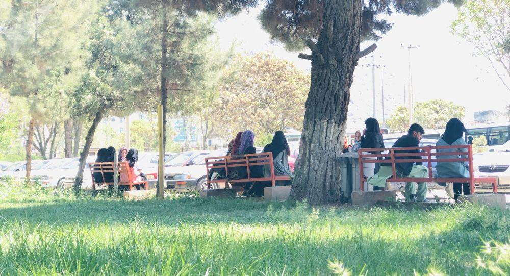 منبع: طالبان کنترل دانشگاه کابل را بدست گرفتند