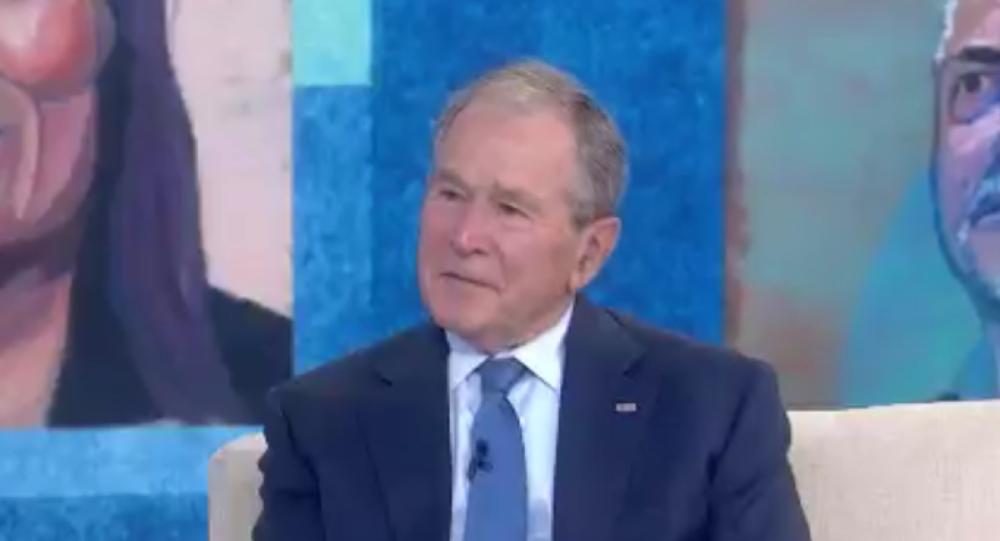 نگرانی جورج بوش از آینده زنان و دختران افغان پسا خروج آمریکا