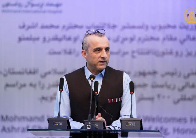 صالح: ارتش پاکستان برای بازپسگیری گمرک اسپین بولدک به افغانستان هشدار داده است