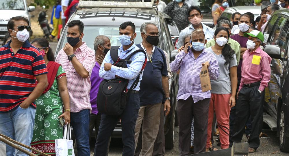 کرونا در هند/افزایش قربانیان  و موارد جدید ابتلا به بیماری COVID-19