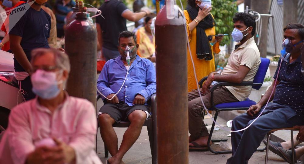 شناسایی 386 هزار مورد جدید ابتلا به کرونا در هند طی 24 ساعت گذشته
