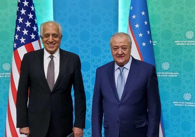 وزیر خارجه ازبیکستان: از نظر من گروه طالبان یک سازمان تروریستی نیست