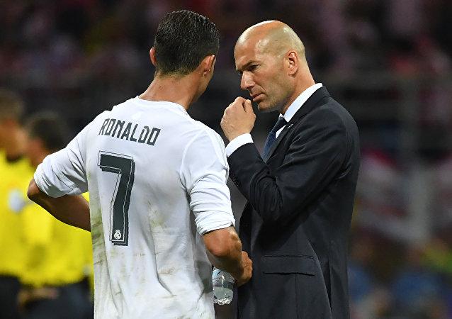 Ronaldo - Zidane