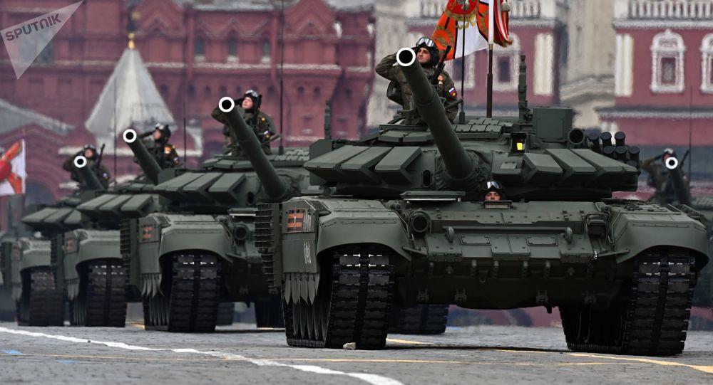 کارشناس امریکایی روسیه را رهبر تانک جهانی خواند