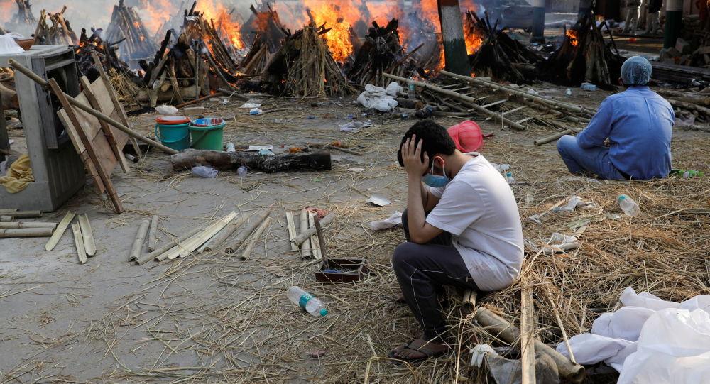رکورد جدید تلفات کرونا در هند/ شمار قربانیان ازمرز 300 هزار نفر گذشت