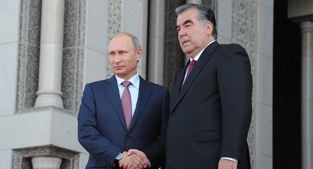 تحولات در افغانستان/محور گفتگوی پوتین با رئیس جمهور تاجیکستان