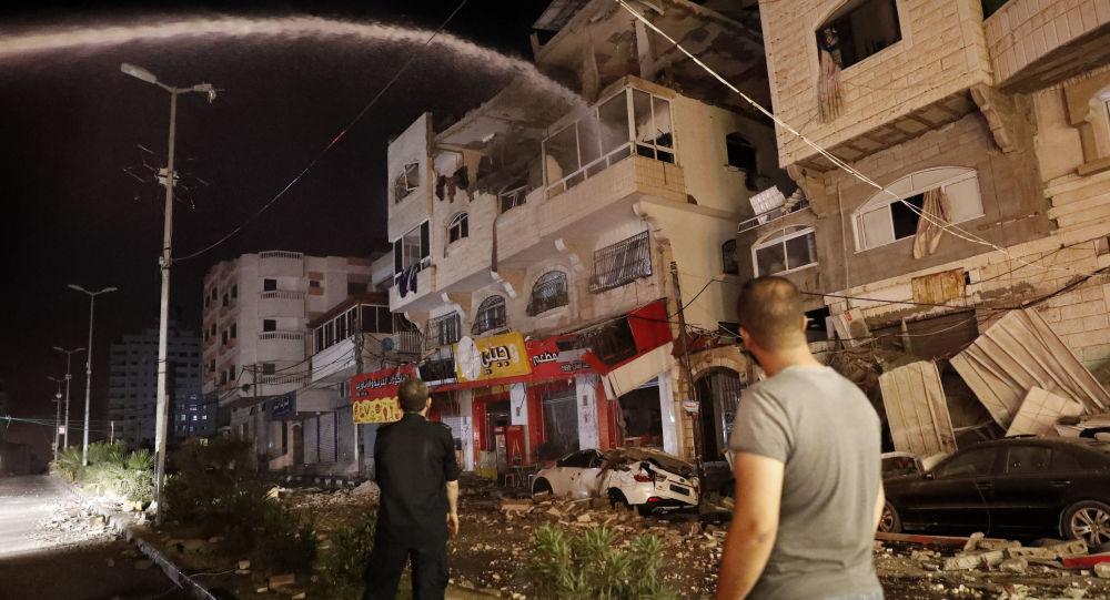 حماس مقاومت مسلحانه در کرانه باختری اردن را رد نکرد