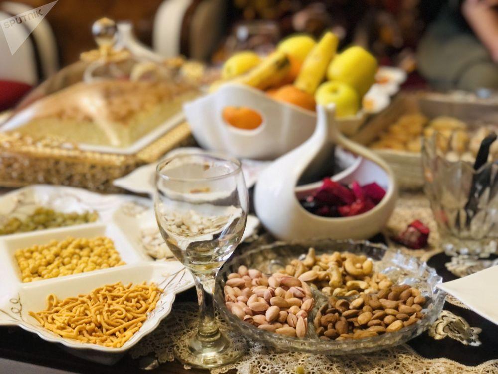 دسترخوان عیدی