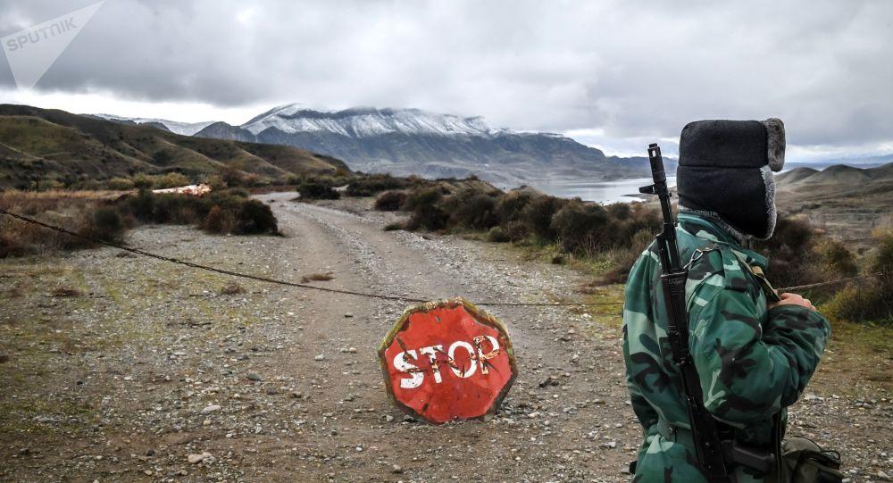 تیراندازی در مرز ایران و آذربایجان