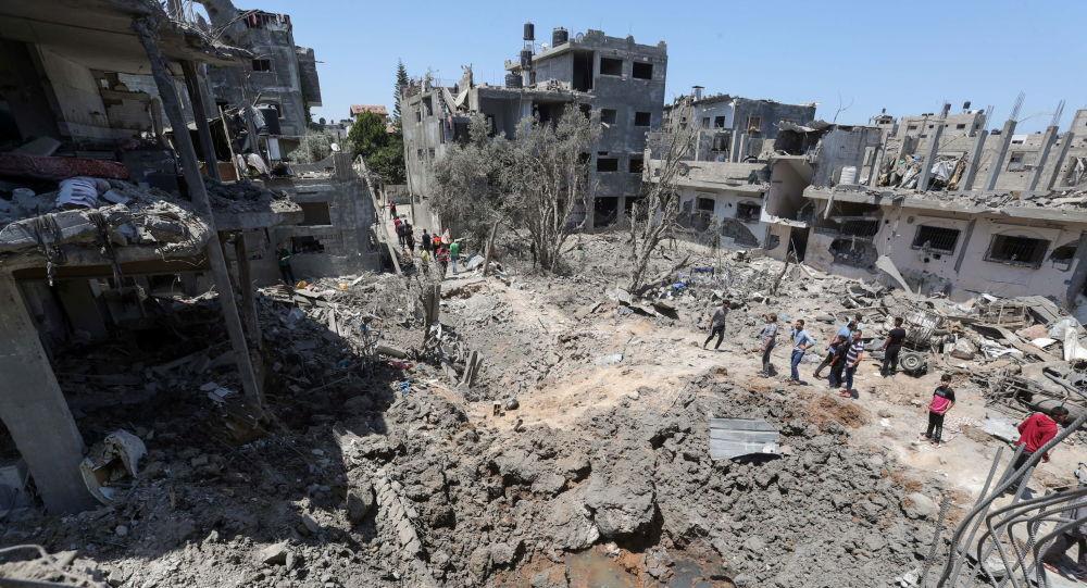 حمایت از فلسطین؛ گزارشگر خبرگزاری اسوشیتدپرش از کار اخراج شد