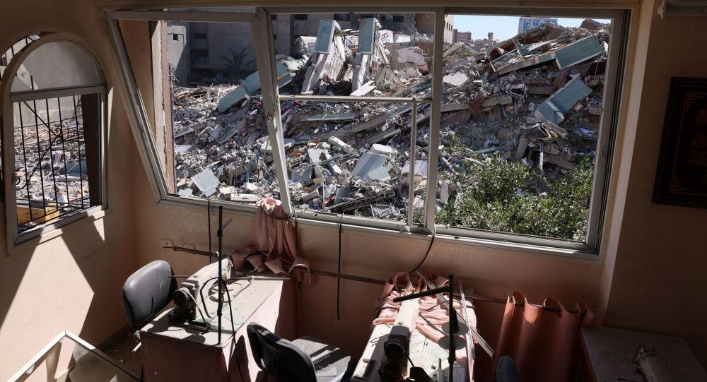 اسرائیل به اهداف حماس در غزه حمله کرد