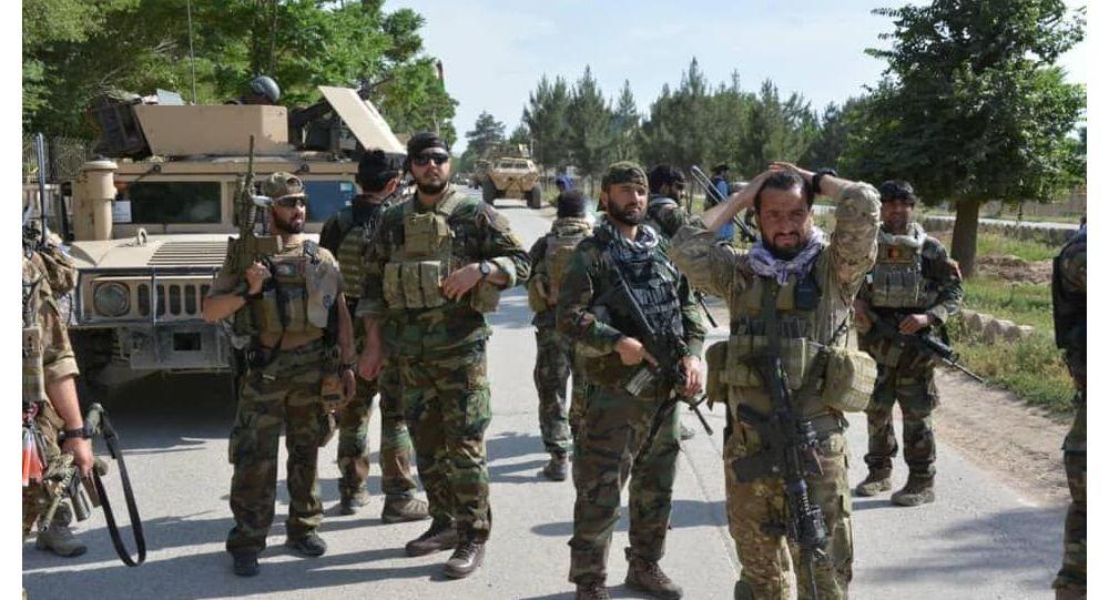 ولسوال نامنهاد طالبان برای ولسوالی گذرگاه بغلان کشته شد
