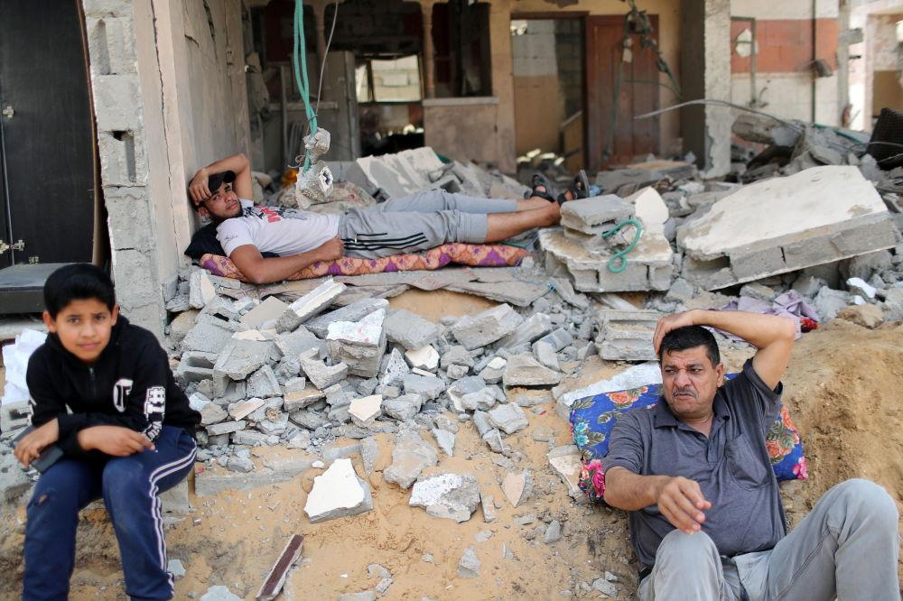اسرائیل و فلسطین با میانجیگری مصر، با اعلام اتشبس از بامداد روز جعمه، 21 می موافقت کردند