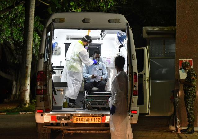 شناسایی بیش از 43 هزار مورد جدید ابتلا به کرونا در هند