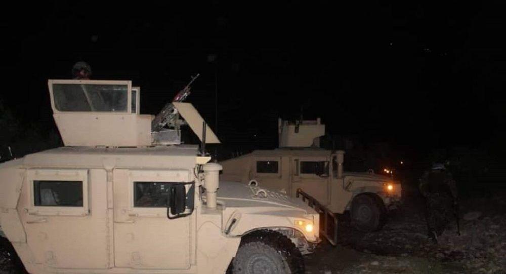 کشته شدن یک فرمانده محلی طالبان با 8 تن از افرادش در هلمند
