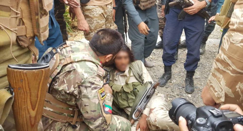 کشته شدن یک فرمانده قطعه سرخ طالبان در کنر