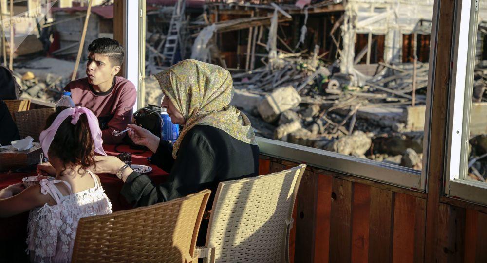 یورش اسرائیل به غزه