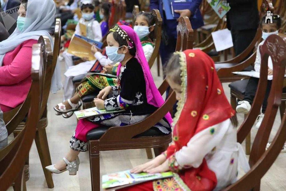 تجلیل از روز جهانی کودک در کابل