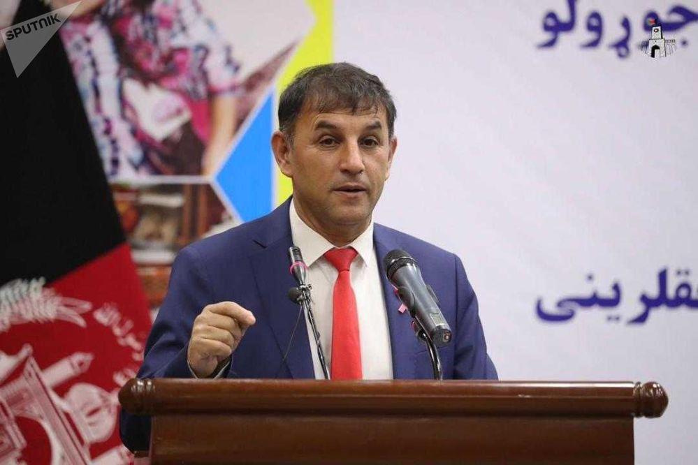 غلام حیدر جیلانی، معین و سرپرست وزارت کار و امور اجتماعی