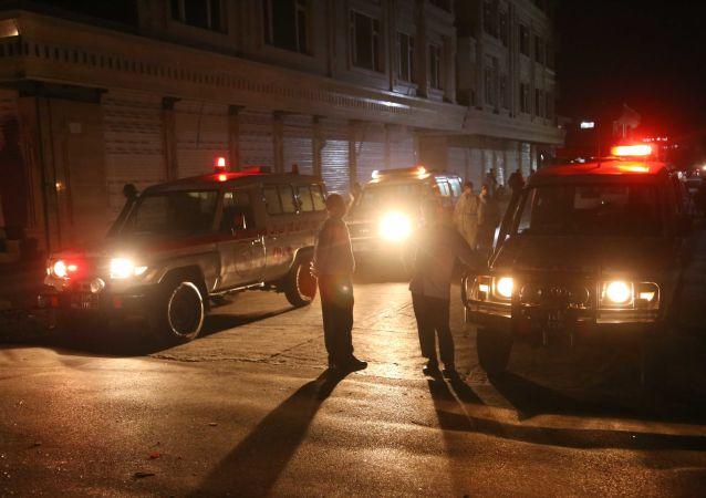 دو انفجار پی در پی در غرب کابل