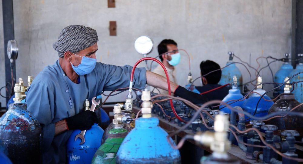 کرونا در افغانستان؛ شفاخانهها با کمبود اکسیجن مواجه اند