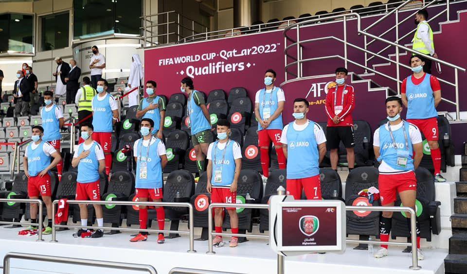 نیمکت ذخیرههای تیم ملی فوتبال افغانستان