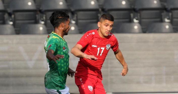 بازی افغانستان - بنگلادیش