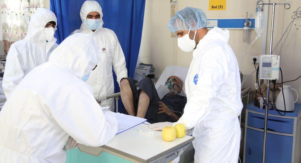 افزایش شمار جانباختگان ویروس کرونا در افغانستان
