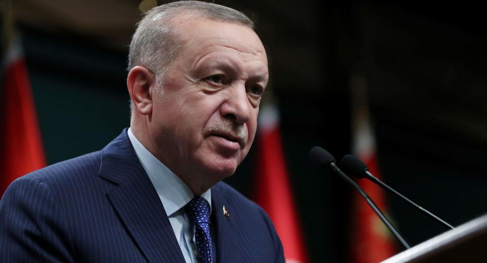 اردوغان از آمادگی ترکیه برای تأمین امنیت فرودگاه کابل سخن گفت