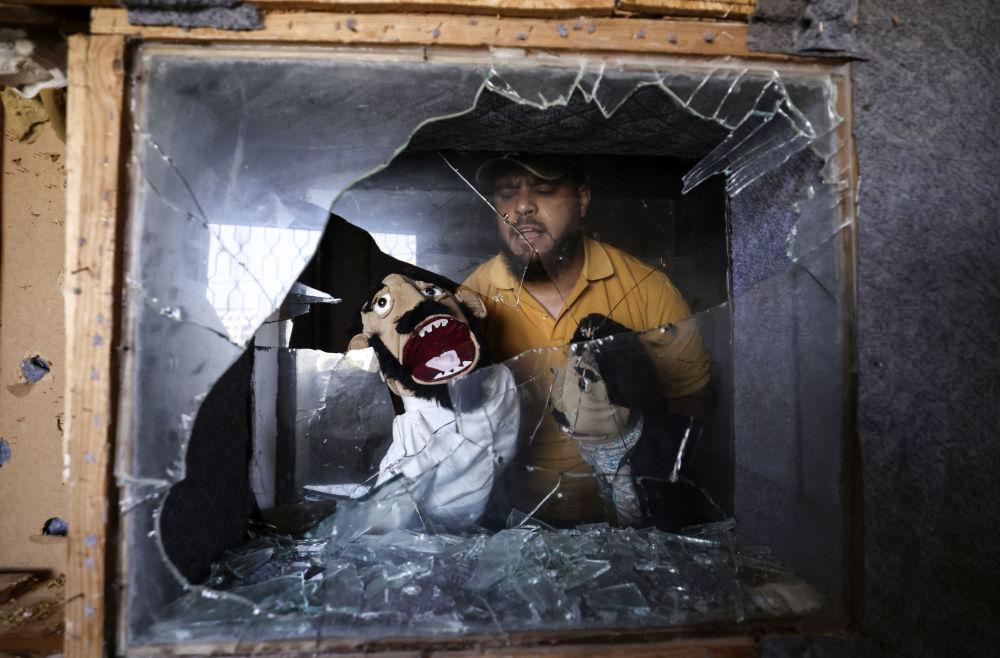 کمدین فلسطینی