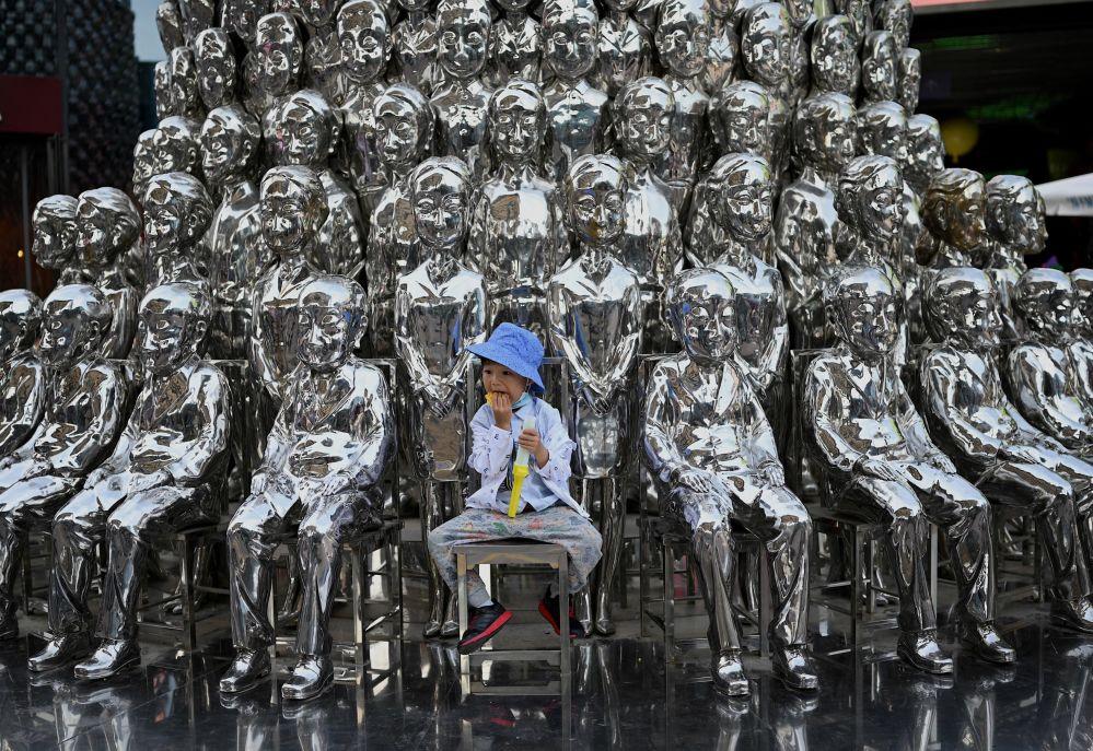 روز کودکان در پکن
