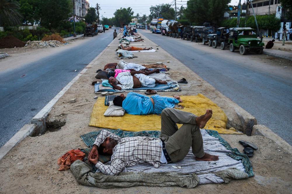 کارگران در پاکستان