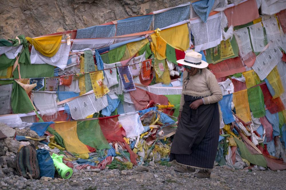 معبدی در تبت