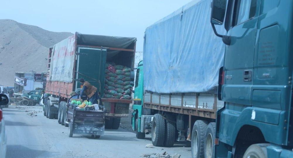 افزایش درآمدهای روزانه در کمرگهای افغانستان