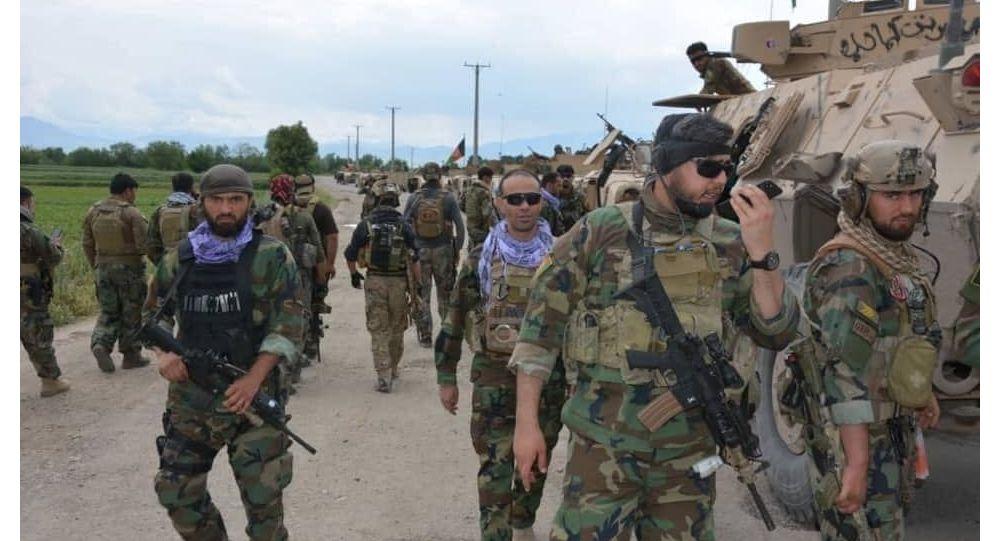 ادامه بسیج شدن مردم علیه طالبان؛ مردم خنجان ایستادگی خود را اعلام کردند