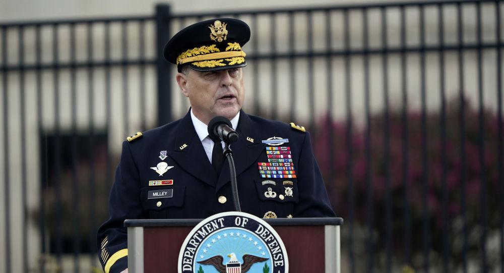 رئیس ستاد ارتش امریکا: طالبان یکسازمان تروریستی بود و است