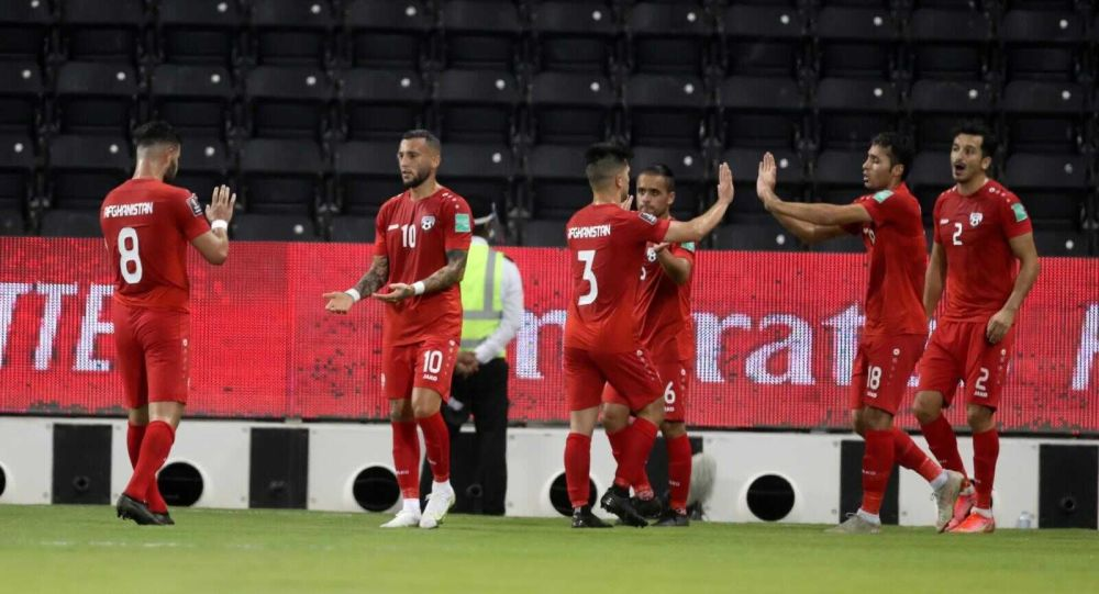 تیم ملی فوتبال افغانستان