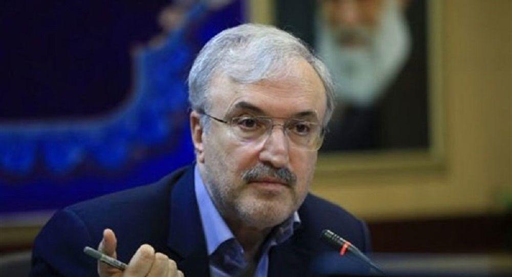 وزیر بهداشت ایران: 250 هزار افعانستانی را در دوران کرونا رایگان درمان کردیم