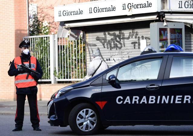 تیراندازی در رم ایتالیا با سه زخمی