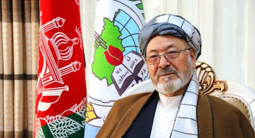محمد کریم خلیلی، معاون پیشین رئیسجمهور افغانستان