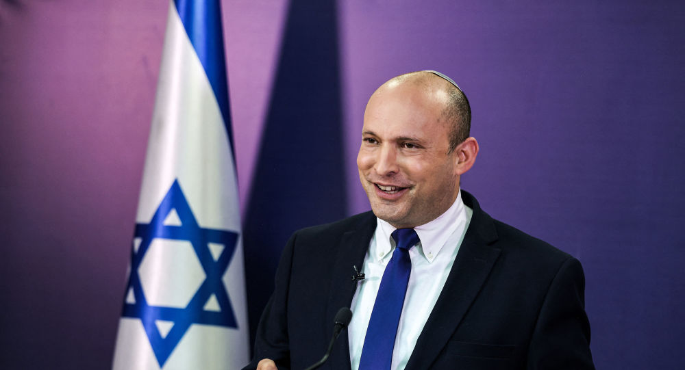 نفتالی بنت، رهبر حزب یامینا، نخست وزیر جدید اسرائیل