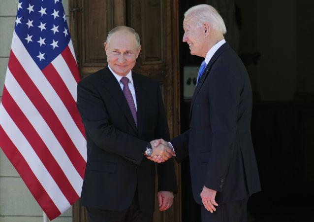 رئیسجمهور پوتین از بایدن بهخاطر پیشنهاد دیدار امروز تشکر کرد