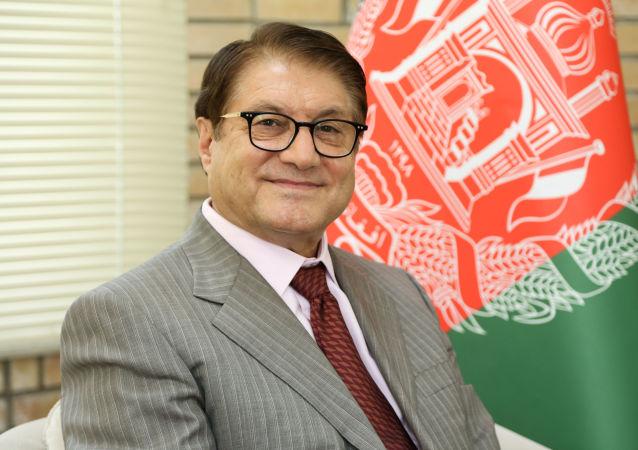 انورالحق احدی، وزیر زراعت، آبیاری و مالداری جمهوری اسلامی افغانستان