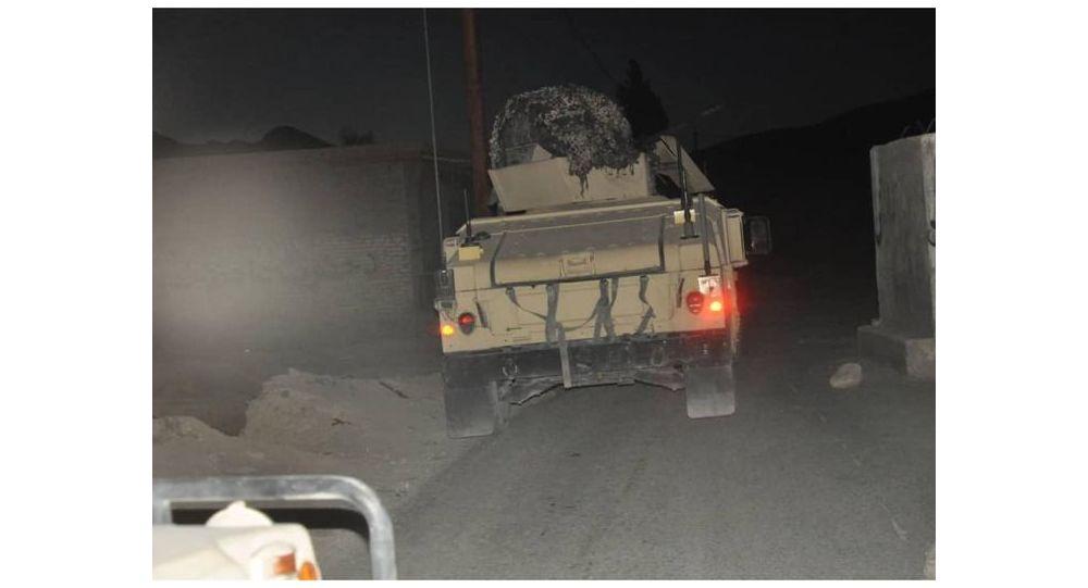 کشته شدن فرمانده قطعه سرخ طالبان و سرگروه شبکه حقانی در میدان وردک