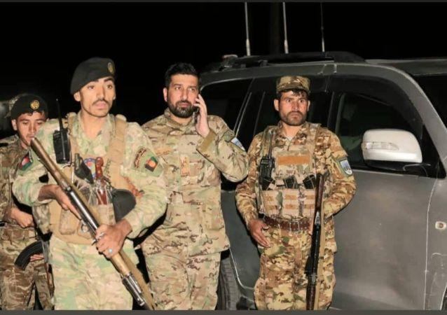 جلوگیری از یک انفجار تروریستی در کابل