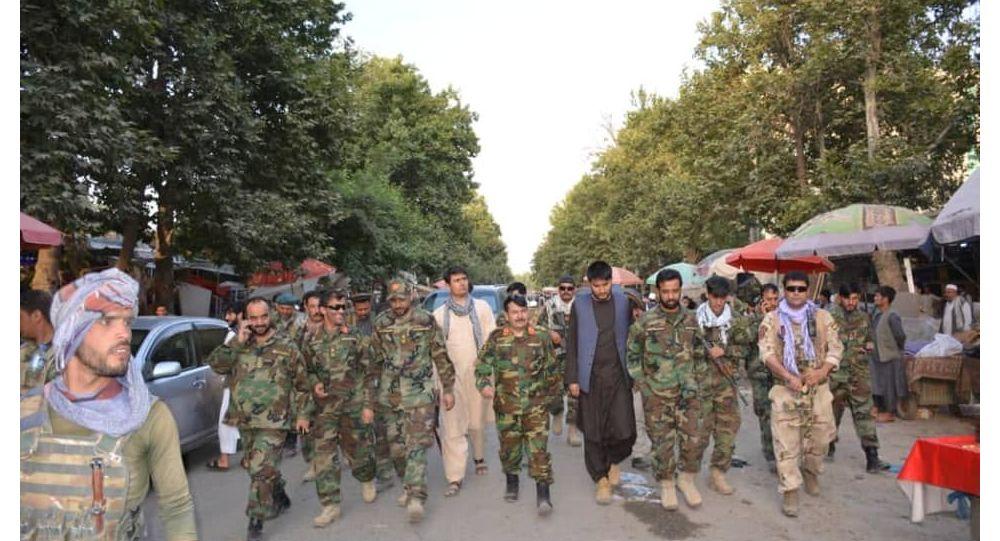 بسیج مردم علیه طالبان در ولایات افغانستان؛ تاریخ زرین با مقاومت رقم میخورد!