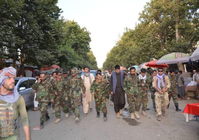 شکست طالبان در تالقان
