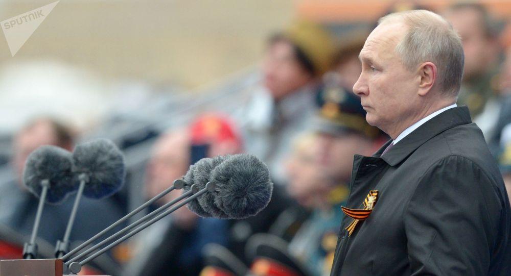 پوتین: روسیه هیچگاه اراده خود را به کشورهای دیگر دیکته نمی کند