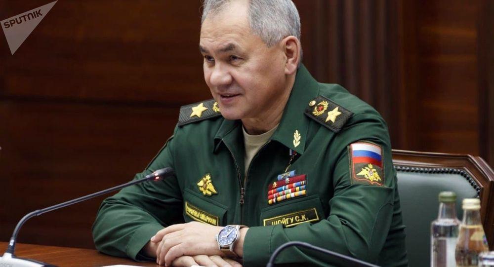 وزیر دفاع روسیه اوضاع افغانستان را ارزیابی کرد